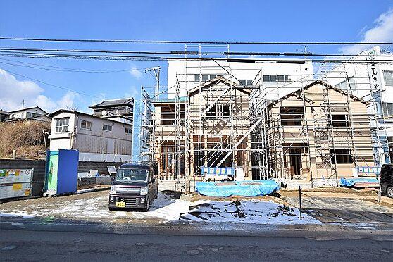 新築一戸建て-塩竈市袖野田町 外観