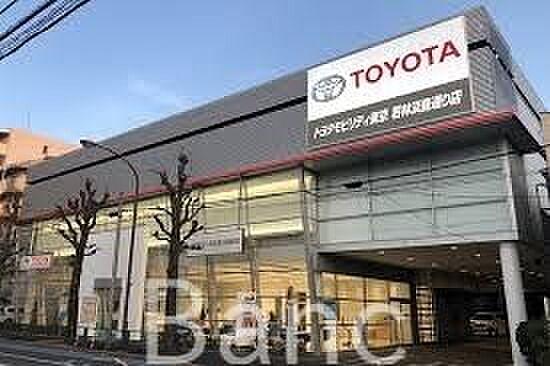 中古マンション-港区芝浦4丁目 トヨタモビリティ東京芝浦店 徒歩10分。 750m