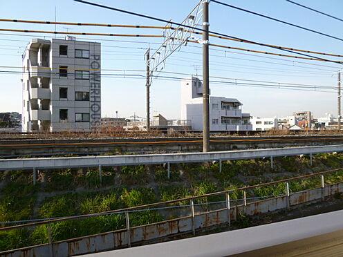 アパート-横浜市神奈川区入江1丁目 バルコニーからの眺望です。