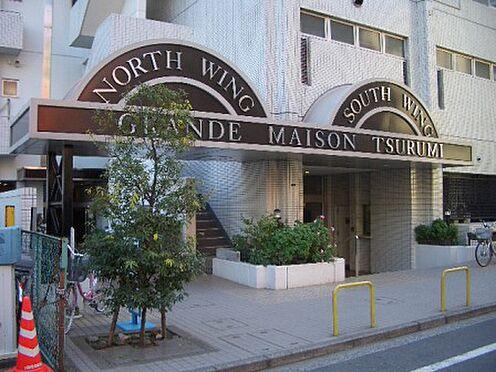 区分マンション-横浜市鶴見区鶴見中央2丁目 エントランス