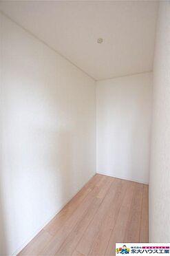 新築一戸建て-石巻市向陽町3丁目 収納
