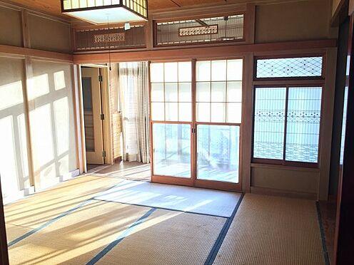 戸建賃貸-横須賀市上町4丁目 【和室】 平屋建ての和室 ※募集当時の写真です。現況と異なる場合がありますが現況優先とします。