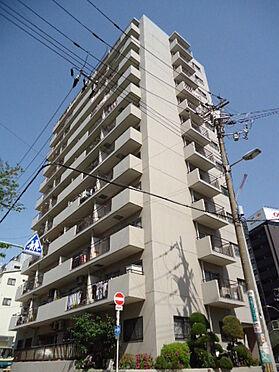 区分マンション-大阪市天王寺区北河堀町 存在感のある外観