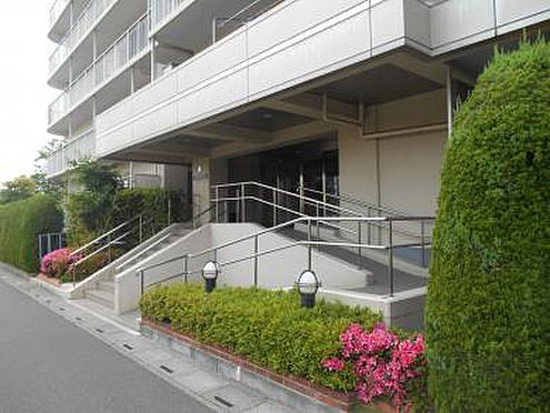 マンション(建物一部)-春日部市小渕 エントランス
