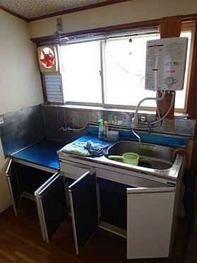 アパート-横須賀市久里浜3丁目 キッチンもきれいです