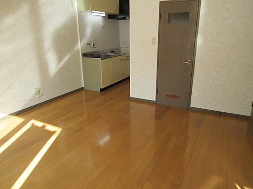 アパート-札幌市西区西野三条10丁目 居間