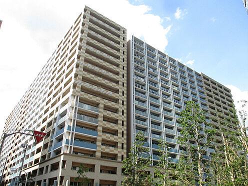 中古マンション-中央区勝どき5丁目 全495戸のビックコミュニティ。安心の100年コンクリート構造。
