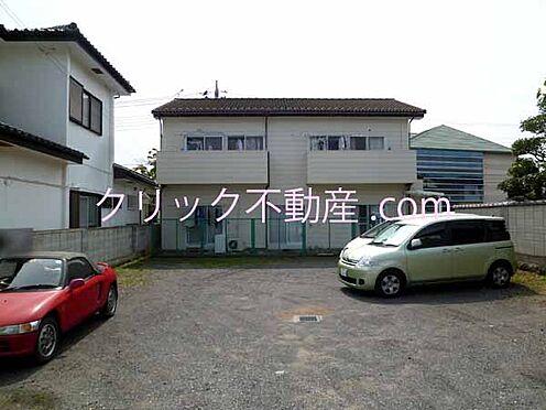 アパート-桐生市清瀬町 外観