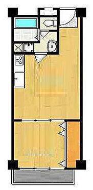 マンション(建物一部)-京都市上京区十四軒町 セパレートの1LDK