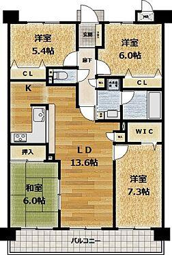中古マンション-豊田市日南町5丁目 90.2平米、4LDK