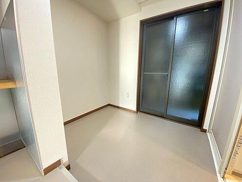 店舗・事務所・その他-京都市伏見区深草大亀谷東寺町 脱衣所が広いです。
