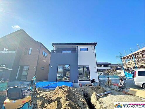 新築一戸建て-石巻市水明北3丁目 「開北小学校」約550m