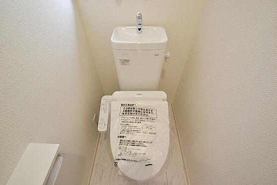新築一戸建て-昭島市緑町2丁目 トイレ