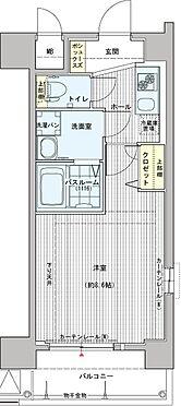 マンション(建物一部)-大阪市港区南市岡3丁目 間取り