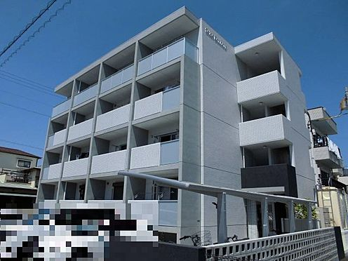マンション(建物全部)-静岡市駿河区中田2丁目 外観