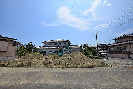 新築一戸建て-塩竈市芦畔町 外観