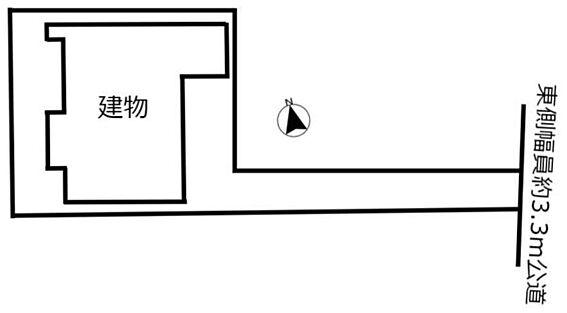 アパート-名古屋市昭和区塩付通1丁目 全体区画図