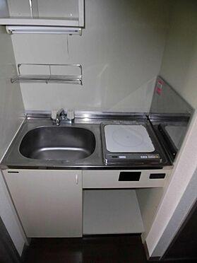 マンション(建物一部)-千葉市中央区長洲1丁目 キッチン