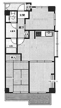 区分マンション-大阪市生野区生野西4丁目 ファミリーにお勧めの3DK