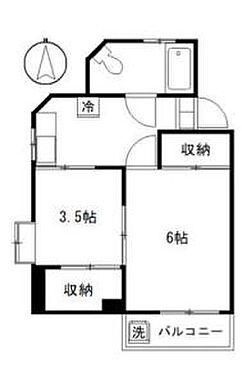 マンション(建物一部)-練馬区桜台1丁目 間取り