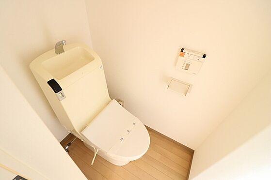 アパート-水戸市新荘2丁目 トイレ