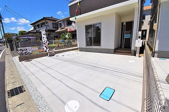 新築一戸建て-仙台市太白区中田2丁目 駐車場