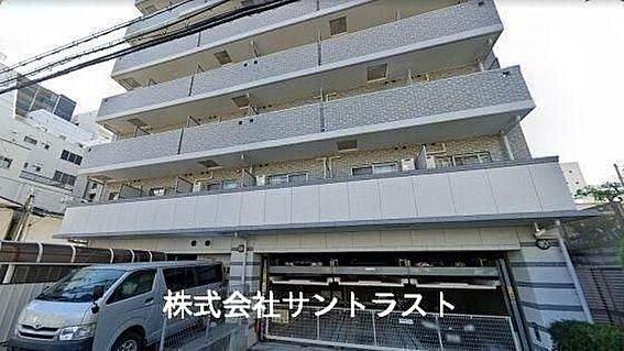 区分マンション-大阪市北区松ケ枝町 間取り