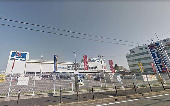 アパート-名古屋市北区安井4丁目 ホームセンターコーナン名古屋北店…約200m