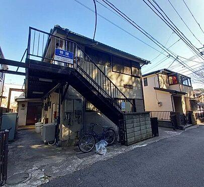 アパート-横浜市鶴見区馬場1丁目 外観
