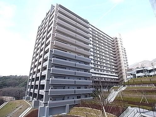 区分マンション-神戸市灘区高羽字滝ノ奥 外観