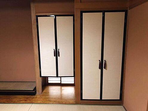 戸建賃貸-尾張旭市旭台2丁目 掛け軸や置物を飾れる床の間がございます。