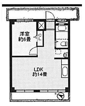 マンション(建物一部)-成田市上町 間取り