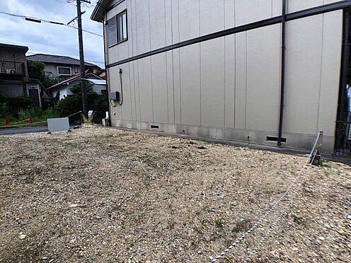 土地-豊明市栄町大蔵下 現地写真