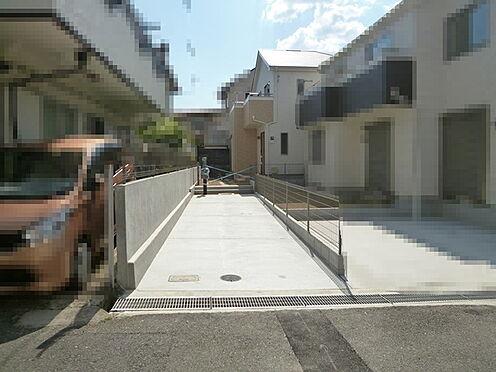 新築一戸建て-茨木市南春日丘6丁目 駐車場