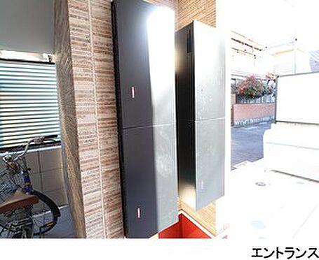 アパート-中野区江古田2丁目 宅配ボックス
