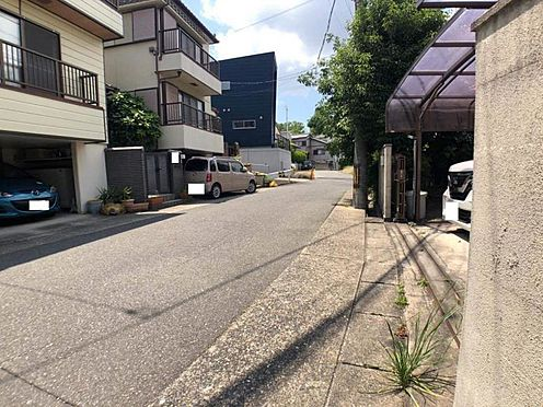 戸建賃貸-名古屋市緑区鳴丘2丁目 間口約8.8m!南側公道幅員約6.0m!
