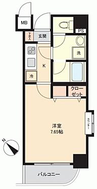 マンション(建物一部)-横浜市南区南太田4丁目 間取り
