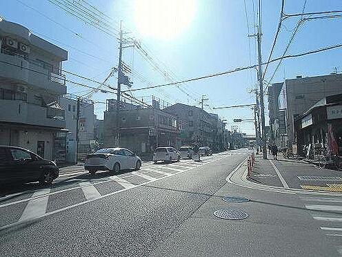 一棟マンション-京都市伏見区深草野田町 前面12m道路