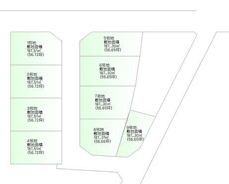 新築一戸建て-東松島市大曲字堺堀 外観