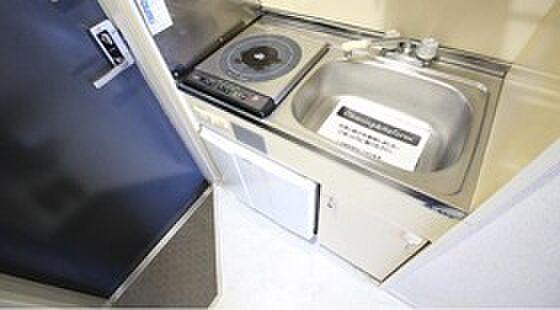 アパート-我孫子市我孫子3丁目 ハイムプリマヴェーラ 収益アパート 事業用一括のキッチンです