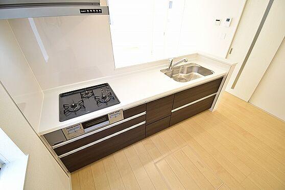 新築一戸建て-仙台市青葉区西勝山 キッチン
