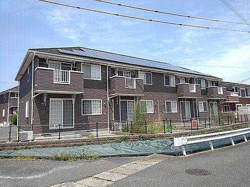 アパート-北九州市門司区吉志4丁目 B棟外観南側