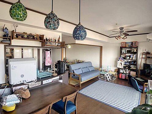 中古マンション-豊田市寿町7丁目 専有面積は約78坪超えの広々空間!洋室も2部屋あるのでお子様の部屋としてもお使いいただけます。