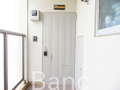 中古マンション-品川区旗の台2丁目 住戸入り口、玄関