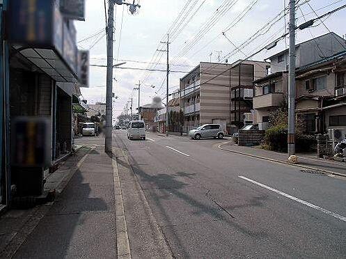 マンション(建物全部)-京都市北区大宮西小野堀町 前面道路