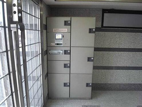 マンション(建物一部)-大阪市福島区海老江5丁目 宅配ボックスがあるから、お出かけも安心。