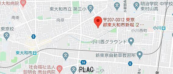 アパート-東大和市新堀2丁目 その他