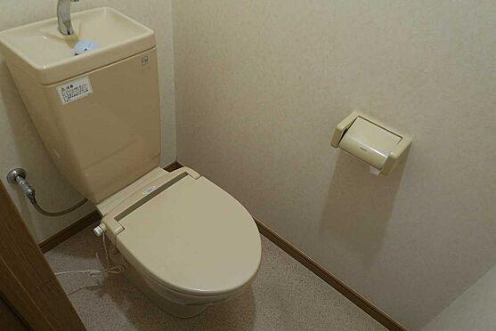 建物全部その他-江戸川区西小岩5丁目 江戸川区西小岩5丁目中古戸建のトイレです