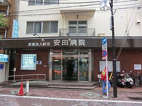 アパート-大田区山王4丁目 安田病院