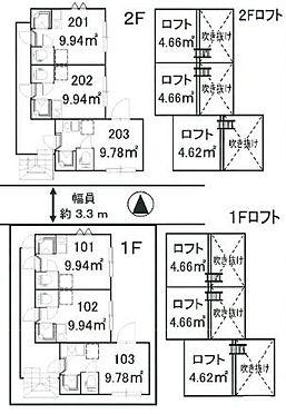 アパート-杉並区成田東3丁目 その他